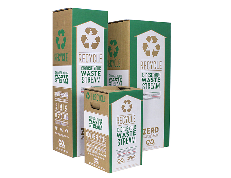 About TerraCycle · TerraCycle